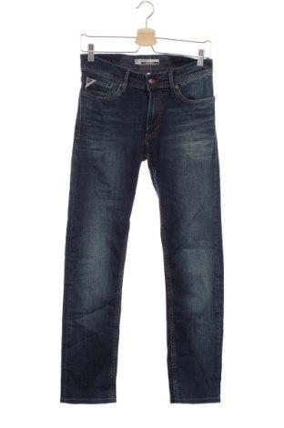 Дамски дънки Teddy Smith, Размер M, Цвят Син, 98% памук, 2% еластан, Цена 24,57лв.