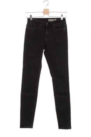 Дамски дънки Vero Moda, Размер XS, Цвят Сив, 98% памук, 2% еластан, Цена 31,78лв.