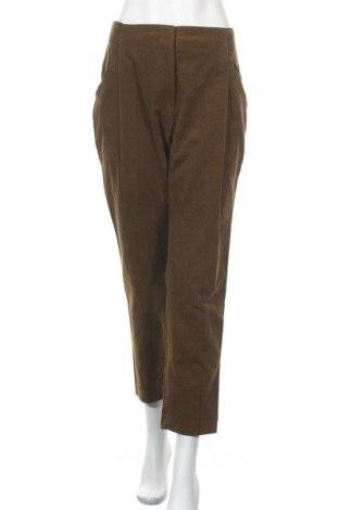 Дамски джинси Native Youth, Размер M, Цвят Зелен, Памук, Цена 29,40лв.
