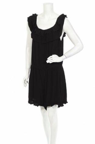 Γυναικεία σαλοπέτα City Chic, Μέγεθος XL, Χρώμα Μαύρο, Βισκόζη, Τιμή 13,19€