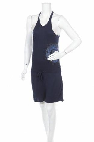 Γυναικεία σαλοπέτα Desigual, Μέγεθος L, Χρώμα Μπλέ, Βισκόζη, Τιμή 20,86€