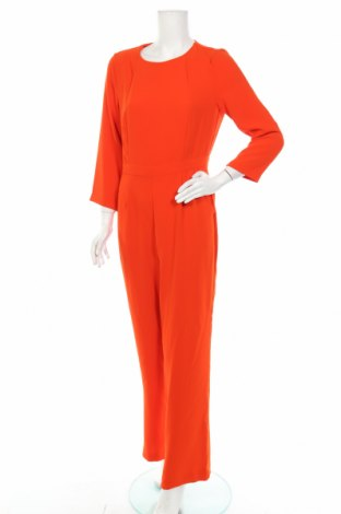 Дамски гащеризон Kiomi, Размер M, Цвят Оранжев, Полиестер, Цена 23,21лв.