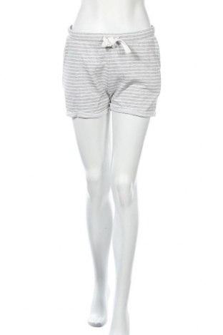 Дамски къс панталон Broadway, Размер S, Цвят Сив, 60% памук, 40% полиестер, Цена 5,04лв.
