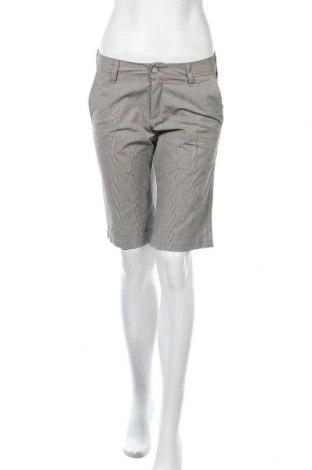 Дамски къс панталон Carhartt, Размер S, Цвят Сив, Памук, Цена 12,29лв.