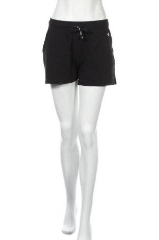 Дамски къс панталон Champion, Размер XL, Цвят Черен, 90% памук, 10% еластан, Цена 27,44лв.