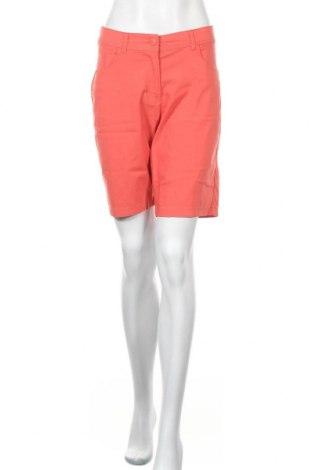 Γυναικείο κοντό παντελόνι Charles Vogele, Μέγεθος L, Χρώμα Ρόζ , Τιμή 12,99€