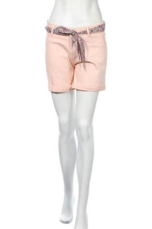 Γυναικείο κοντό παντελόνι Cortefiel, Μέγεθος M, Χρώμα Ρόζ , 98% βαμβάκι, 2% ελαστάνη, Τιμή 14,29€