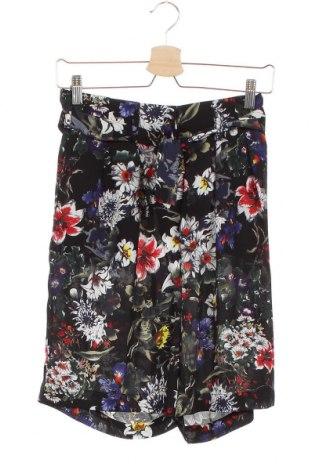 Дамски къс панталон Kiomi, Размер XS, Цвят Многоцветен, Полиестер, Цена 9,87лв.
