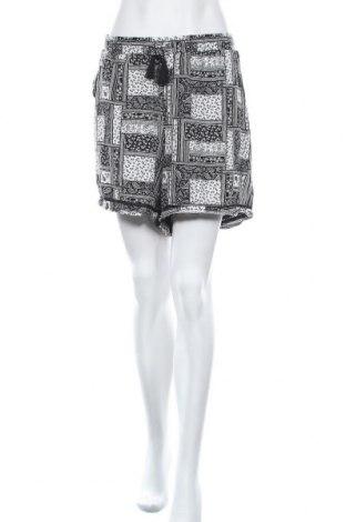 Дамски къс панталон Maxi Blue, Размер XL, Цвят Черен, Вискоза, Цена 20,16лв.