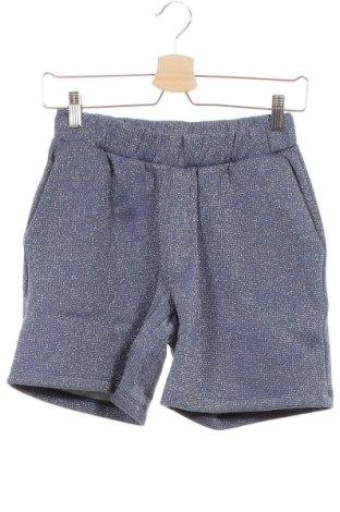 Pantaloni scurți de femei Miss Green, Mărime XS, Culoare Albastru, 95% bumbac, 5% elastan, Preț 51,58 Lei