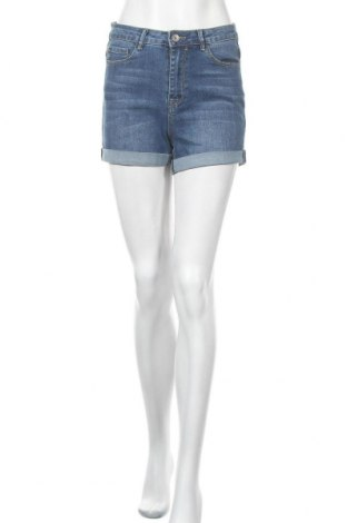 Дамски къс панталон Zebra, Размер S, Цвят Син, Цена 16,96лв.
