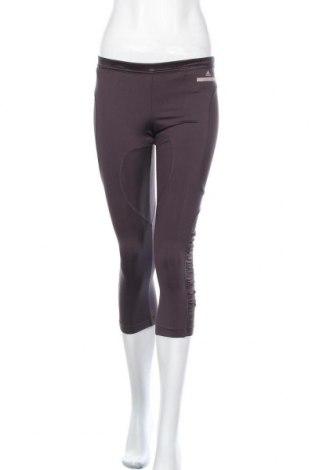 Дамски клин Adidas By Stella McCartney, Размер M, Цвят Сив, 82% полиестер, 18% еластан, Цена 30,92лв.