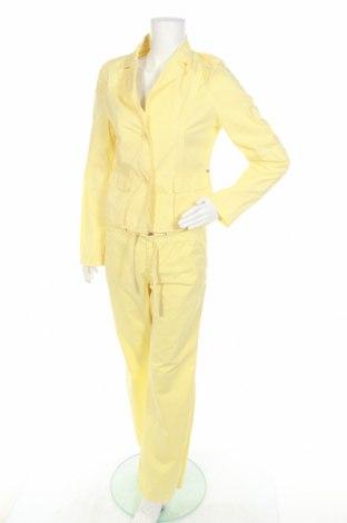 Dámský kostým   Esprit, Velikost M, Barva Žlutá, Bavlna, Cena  638,00Kč