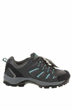 Γυναικεία παπούτσια, Μέγεθος 39, Χρώμα Γκρί, Δερματίνη, κλωστοϋφαντουργικά προϊόντα, Τιμή 22,81€