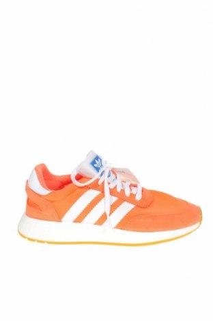 Γυναικεία παπούτσια Adidas Originals, Μέγεθος 42, Χρώμα Πορτοκαλί, Κλωστοϋφαντουργικά προϊόντα, φυσικό σουέτ, Τιμή 69,20€