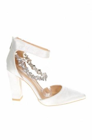 Дамски обувки Be Mine, Размер 40, Цвят Бял, Текстил, Цена 42,00лв.