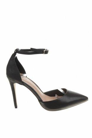 Дамски обувки Call It Spring, Размер 39, Цвят Черен, Еко кожа, Цена 44,25лв.
