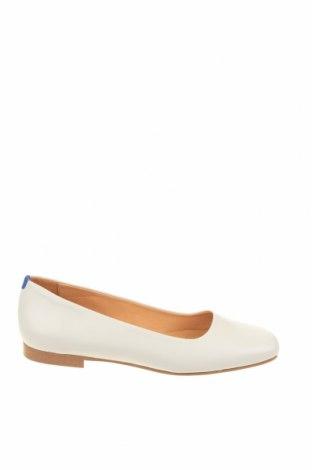 Γυναικεία παπούτσια Chatelles, Μέγεθος 40, Χρώμα Λευκό, Γνήσιο δέρμα, Τιμή 76,94€