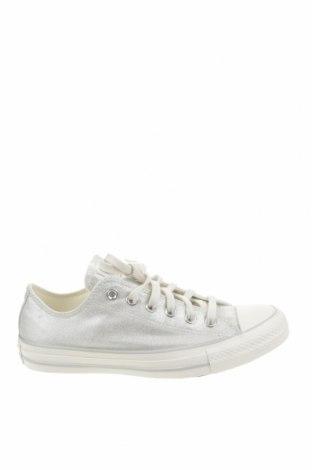 Γυναικεία παπούτσια Converse, Μέγεθος 39, Χρώμα Γκρί, Κλωστοϋφαντουργικά προϊόντα, Τιμή 49,87€