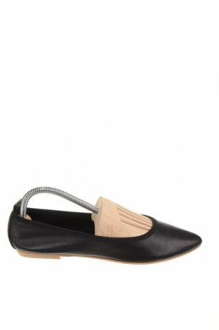 Дамски обувки Copenhagen Luxe, Размер 38, Цвят Черен, Естествена кожа, Цена 32,48лв.