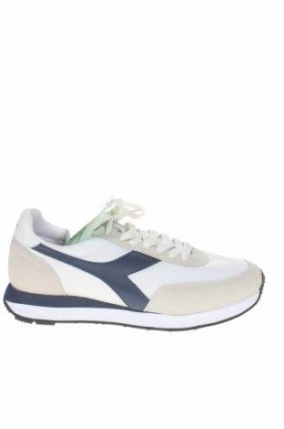 Γυναικεία παπούτσια Diadora, Μέγεθος 37, Χρώμα Πολύχρωμο, Δερματίνη, κλωστοϋφαντουργικά προϊόντα, φυσικό σουέτ, Τιμή 37,97€