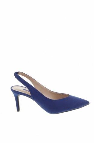 Γυναικεία παπούτσια Dorothy Perkins, Μέγεθος 36, Χρώμα Μπλέ, Κλωστοϋφαντουργικά προϊόντα, Τιμή 22,81€