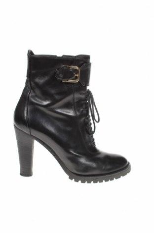 Дамски обувки Fratelli Rossetti, Размер 38, Цвят Черен, Естествена кожа, Цена 87,84лв.