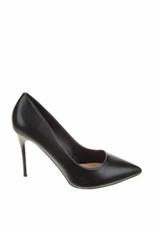 Дамски обувки Glamorous, Размер 41, Цвят Черен, Еко кожа, Цена 26,63лв.