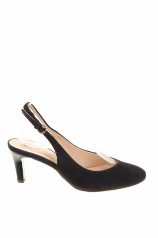 Γυναικεία παπούτσια Hogl, Μέγεθος 36, Χρώμα Μπλέ, Φυσικό σουέτ, Τιμή 41,31€