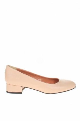 Γυναικεία παπούτσια Oxitaly, Μέγεθος 41, Χρώμα Ρόζ , Γνήσιο δέρμα, Τιμή 42,14€