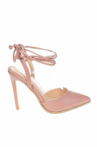 Дамски обувки Public Desire, Размер 37, Цвят Розов, Еко кожа, Цена 35,88лв.