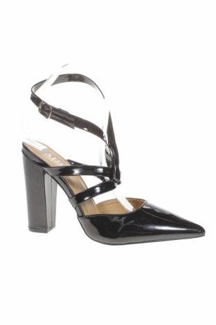 Дамски обувки Raid, Размер 37, Цвят Черен, Еко кожа, Цена 31,86лв.