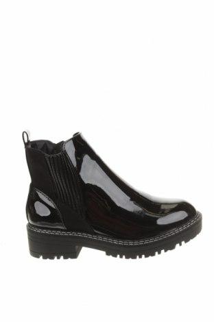 Дамски обувки River Island, Размер 36, Цвят Черен, Еко кожа, текстил, Цена 69,00лв.