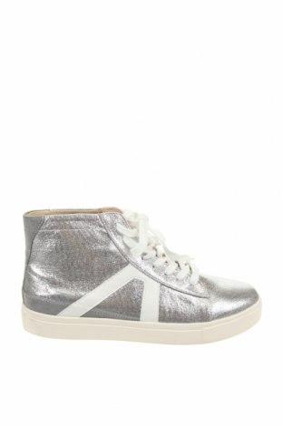 Дамски обувки V by Very, Размер 40, Цвят Сив, Еко кожа, текстил, Цена 43,47лв.