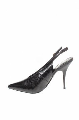 Дамски обувки V by Very, Размер 39, Цвят Черен, Еко кожа, Цена 20,27лв.
