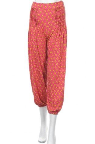 Дамски панталон Akkriti, Размер S, Цвят Розов, Цена 22,68лв.