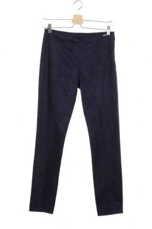Дамски панталон Armani Exchange, Размер XS, Цвят Син, 92% полиестер, 8% еластан, Цена 36,26лв.