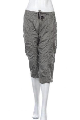 Дамски панталон Authentic Denim, Размер L, Цвят Зелен, Памук, Цена 18,11лв.