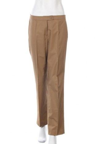 Дамски панталон Betty Barclay, Размер M, Цвят Кафяв, 56% памук, 44% полиамид, Цена 6,99лв.