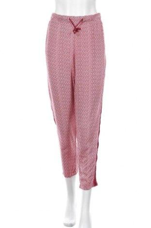 Дамски панталон Blue Motion, Размер M, Цвят Червен, Вискоза, Цена 18,90лв.