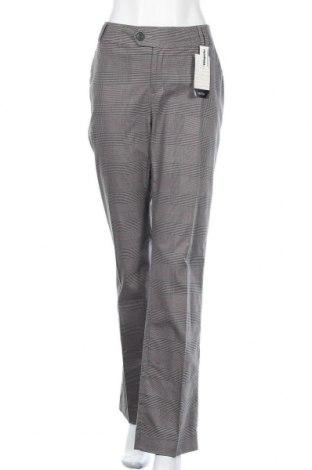 Дамски панталон Casa Blanca, Размер L, Цвят Сив, 97% памук, 3% еластан, Цена 21,42лв.