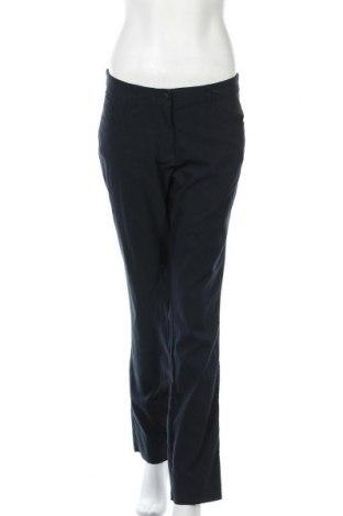 Дамски панталон Charles Vogele, Размер M, Цвят Син, 70% вискоза, 26% полиамид, 4% еластан, Цена 8,06лв.