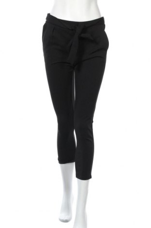 Дамски панталон Colloseum, Размер S, Цвят Черен, 95% полиестер, 5% еластан, Цена 9,92лв.