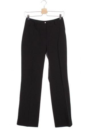 Дамски панталон Comma,, Размер XS, Цвят Черен, 93% полиестер, 7% еластан, Цена 6,91лв.