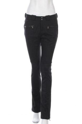 Дамски панталон Diesel Black Gold, Размер L, Цвят Черен, 70% вълна, 28% полиестер, 2% кашмир, Цена 254,25лв.