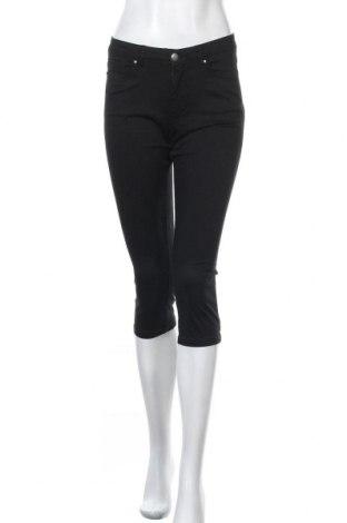 Дамски панталон Esmara, Размер XS, Цвят Черен, 97% памук, 3% еластан, Цена 5,30лв.
