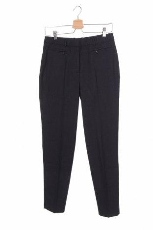 Дамски панталон Esprit, Размер XS, Цвят Син, 64% полиестер, 34% вискоза, 2% еластан, Цена 26,70лв.