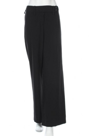Дамски панталон Evelin Brandt, Размер S, Цвят Черен, 50% полиестер, 40% вълна, 6% полиамид, 4% еластан, Цена 27,30лв.