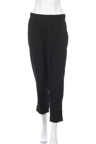Дамски панталон H&M, Размер M, Цвят Черен, Полиестер, Цена 7,88лв.