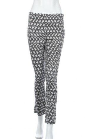 Дамски панталон H&M, Размер M, Цвят Многоцветен, 68% памук, 30% полиестер, 2% еластан, Цена 16,54лв.